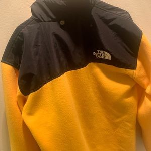 Gore-Tex yellow North face Jacket